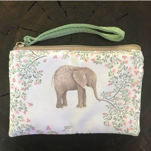 Handbags - Canvas Elephant Purse